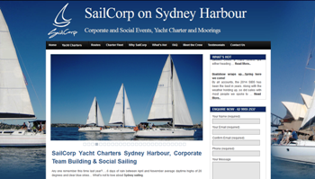 Sailcorp Yacht Charters Sydney